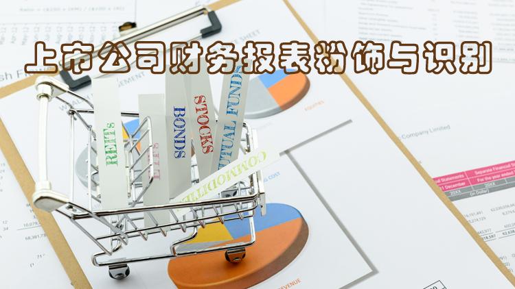 上市公司財務報表粉飾與識別